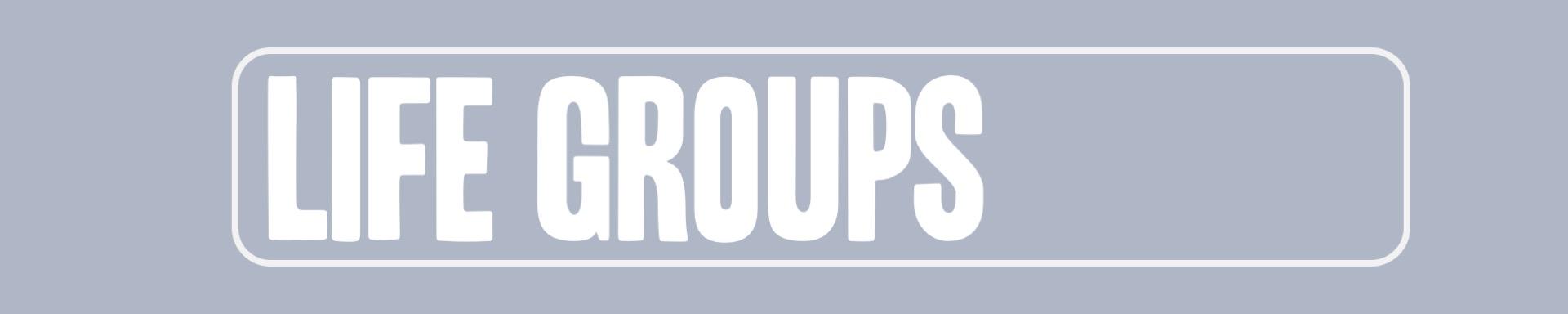 Life Groups at Noosa Church